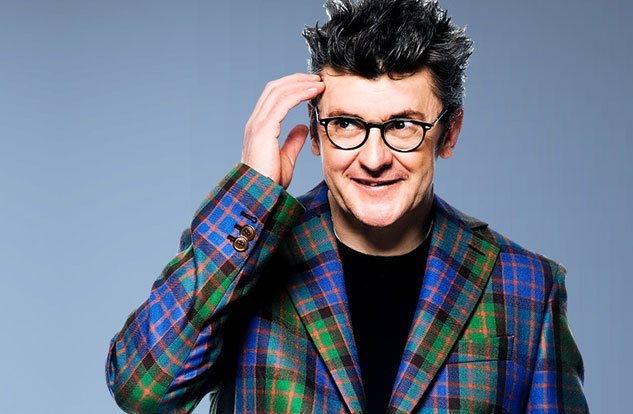 Joe Pasquale: One Man and His Bog