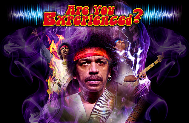 Are You Experienced? The Jimi Hendrix Tribute