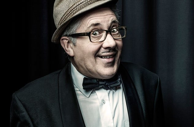 Count Arthur Strong: The Sound of Mucus