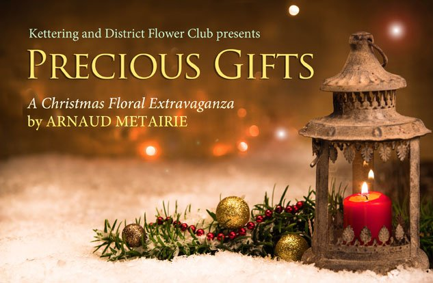 Precious Gifts -The Flower Show