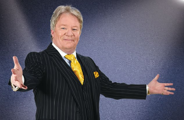 Jim Davidson-On the Road Again