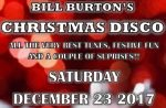 Bill Burton's Christmas Disco 2017