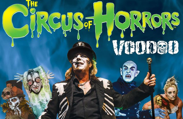 Circus of Horrors 2018