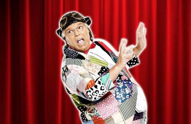 Roy Chubby Brown 2019