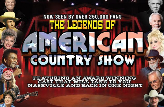 Legends of American Country 2020