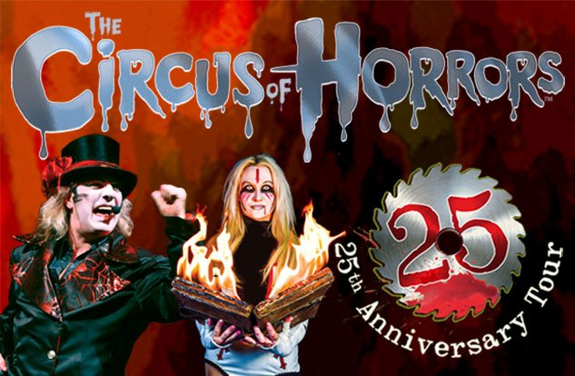 The Circus of Horrors 2020